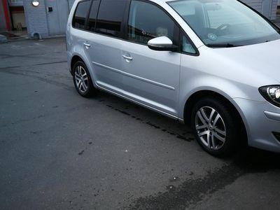 brugt VW Touran 1.4 140 HK