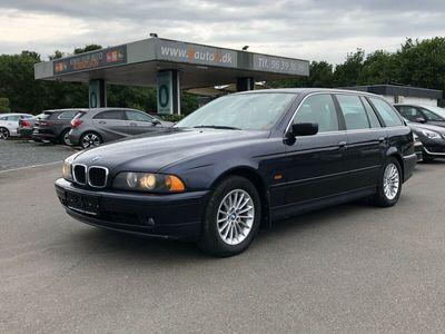 brugt BMW 530 i 3,0 Touring Steptr.