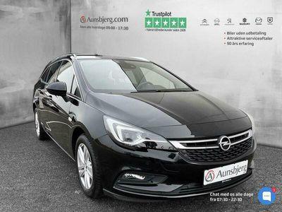 brugt Opel Astra Sports Tourer 1,6 CDTI Sport Start/Stop 110HK Stc 6g