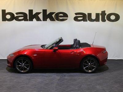brugt Mazda MX5 2,0 Sky-G 160 Roadster Sport