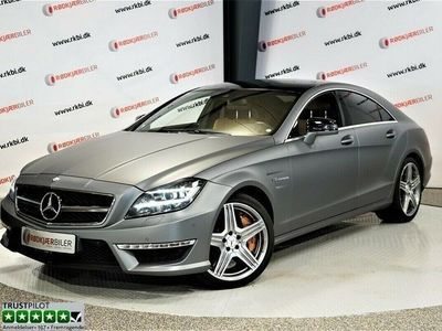 brugt Mercedes CLS63 AMG 5,5 AMG Performance aut.
