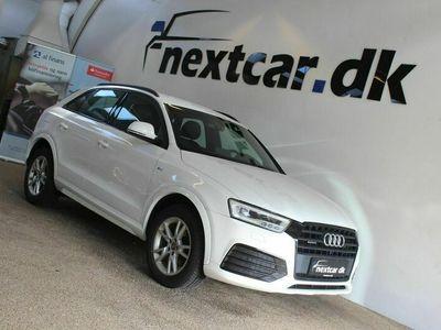 brugt Audi Q3 2,0 TDi 150 S-line quattro S-tr.