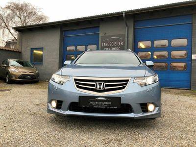 brugt Honda Accord 2,4 Type S Tourer