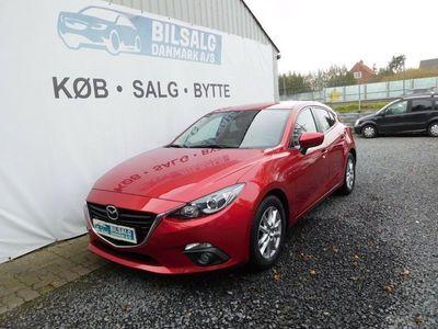 brugt Mazda 3 2,0 Sky-G 120 Vision