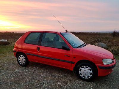 brugt Peugeot 106 1.1 60 HK