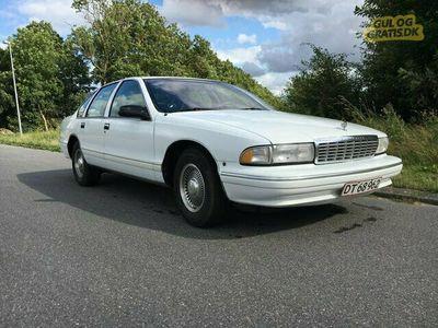 brugt Chevrolet Caprice LT1 1996