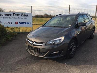 brugt Opel Astra Limited 1,4T 140 HK Sports Tourer