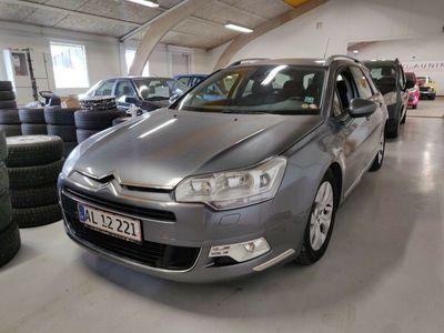 brugt Citroën C5 2,0 HDi 140 Comfort Tourer
