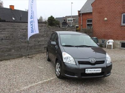 brugt Toyota Corolla Verso 5 pers. 1,6 Linea Sol 110HK