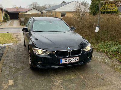 brugt BMW 318 NYSYNET! BMW 318D - Automatgear
