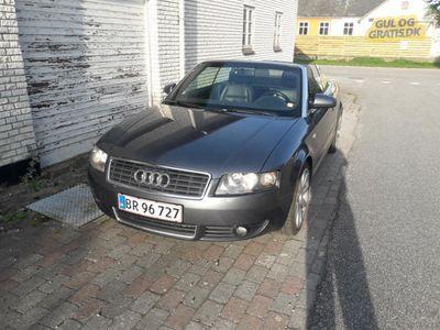 brugt Audi A4 Cabriolet Super fin Audi A4 cabriolet