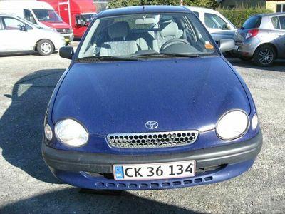 brugt Toyota Corolla 1,3 86HK 3d