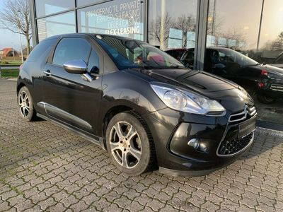 brugt Citroën DS3 1,6 HDi 90 Style