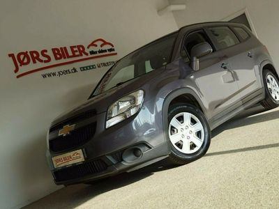 brugt Chevrolet Orlando 1,8 LS
