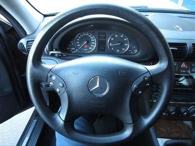 brugt Mercedes C180 1,8 Kompressor 143HK 6g