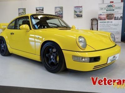 second-hand Porsche 911 RS replica