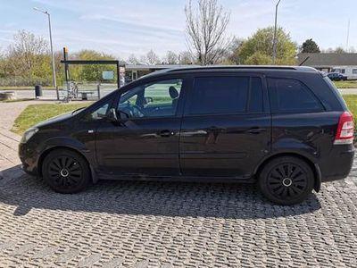 used Opel Zafira 1,9 flexvan