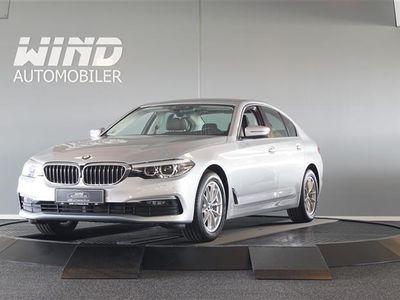 brugt BMW 520 i 2,0 Steptronic 184HK 8g Aut.