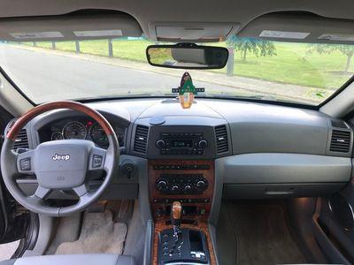 brugt Jeep Grand Cherokee VAN 3,0 CRD AUT.