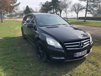 usado Mercedes R350 Lang 3,0 CDI BlueEfficiency 4-Matic 265HK 7g Aut.