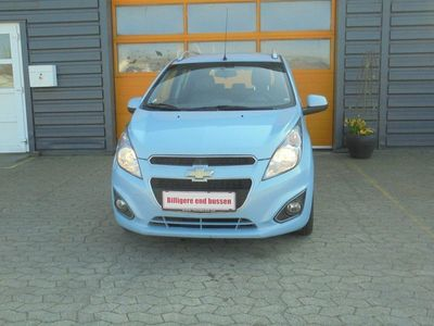 second-hand Chevrolet Spark 1,0 LT