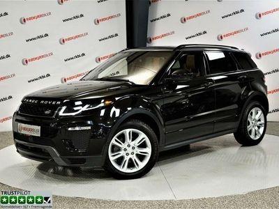 brugt Land Rover Range Rover evoque 2,0 TD4 180 SE Dynamic aut.