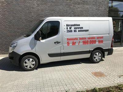 begagnad Nissan NV400 L1H1 2,3 DCi Access Airco 110HK Van 6g