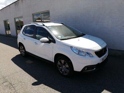 usata Peugeot 2008 1,6 BlueHDi Chili 100HK