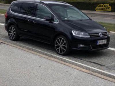 brugt VW Sharan Highline DSG