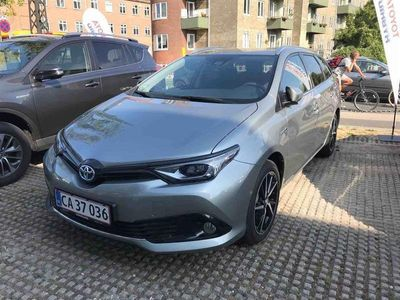 second-hand Toyota Auris Touring Sports 1,8 B/EL H2 Selected 136HK Stc Aut.