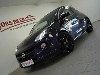 brugt Opel Adam 1,4 T 150 S