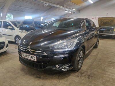 brugt Citroën DS5 1,6 BlueHDi 120 Style