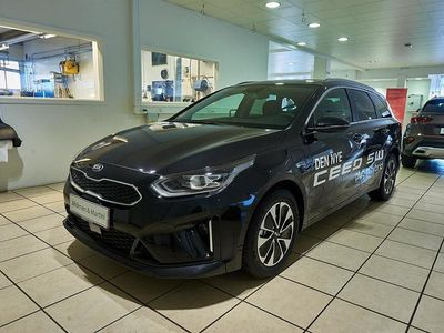 brugt Kia cee'd 1.6 GDI PHEV Upgrade DCT SW MY20