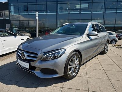 used Mercedes C250 T 2,1 Bluetec Avantgarde 7G-Tronic Plus 204HK Stc