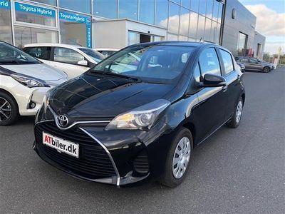 käytetty Toyota Yaris 1,3 VVT-I T2 100HK 5d 6g