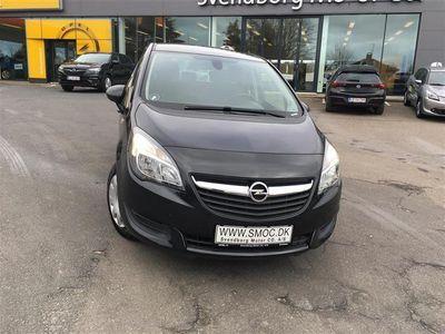 brugt Opel Meriva 1,4 Turbo Enjoy 119HK