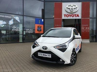 usado Toyota Aygo 1,0 VVT-I X-Cellence 69HK 5d
