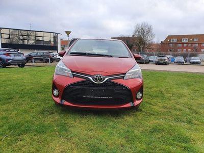 brugt Toyota Yaris 1,3 VVT-I T2 Limited Edition 100HK 5d 6g