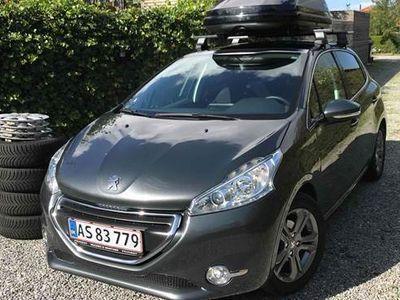 brugt Peugeot 208 1,2 VTi 5D