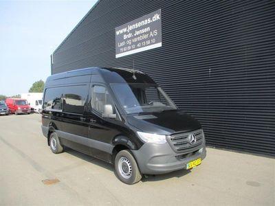 brugt Mercedes Sprinter 319 3,0 CDI A2 H2 RWD 7G-Tronic 190HK Van 7g Aut. 2020