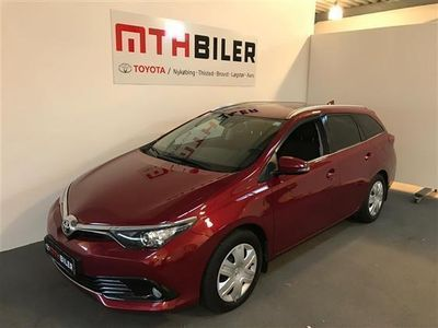 brugt Toyota Auris Touring Sports 1,2 T T2 Comfort 116HK Stc 6g