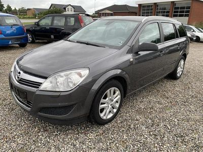 brugt Opel Astra 9 CDTI Limited 120HK 5d 6g