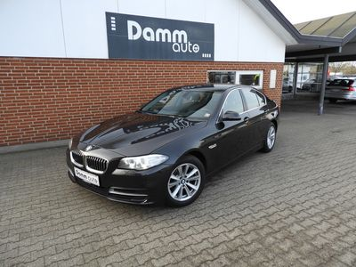 brugt BMW 520 2,0 d Steptronic Performance 190HK Sedan aut