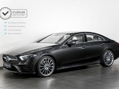 brugt Mercedes CLS400 d 2,9 aut. 4-M