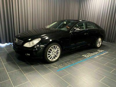 brugt Mercedes CLS350 CGi aut.