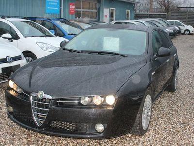 brugt Alfa Romeo 159 1,9 JTD 16V Sportwagon