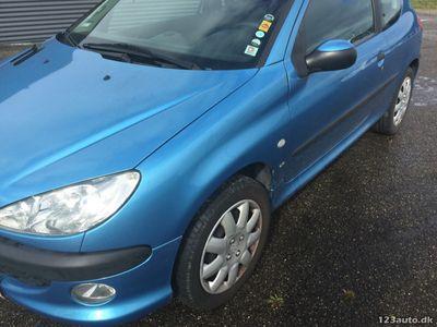 brugt Peugeot 206 1,6 s16