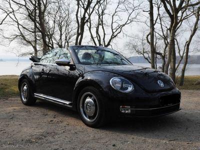gebraucht VW Beetle 1,2 TSI BMT Life 105HK Cabr. 6g