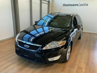 brugt Ford Mondeo 2,0 TDCi 140 Trend aut.