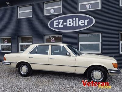 used Mercedes S280 Typ W116